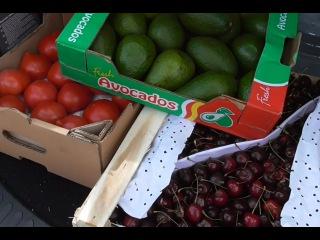 VLOG 3. Где сыроеду в Москве купить еду. Фуд Сити .Как за мной устроили слежку