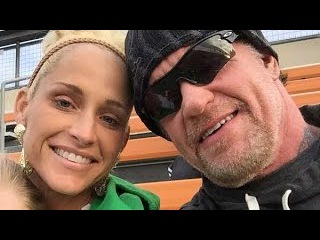 WWE Undertaker and Michelle Mccool SEXY HOT highlights