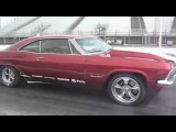Diesel Impala smokes a Lamborghini