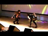 Hyorin and Bora sexy dance - Love, Sex and Magic кфк