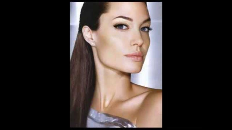 Анджелина Джоли Хиромантия анализ руки Angelina Jolie palmistry
