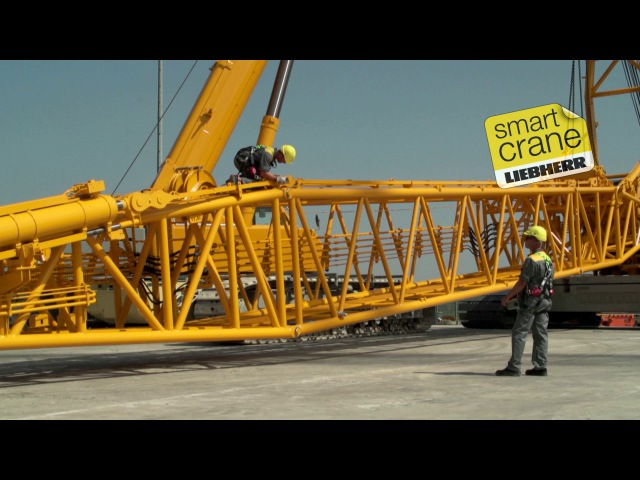Liebherr - LR 1500 crawler crane