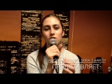 Наташа спела и сдала приблюзованную песенку  Leann Rimes - Blue