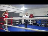 Якушев Павел .(Moscowboxing) - Слизин Егор (Патриот)