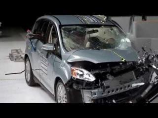 Crash Test Ford C-Max