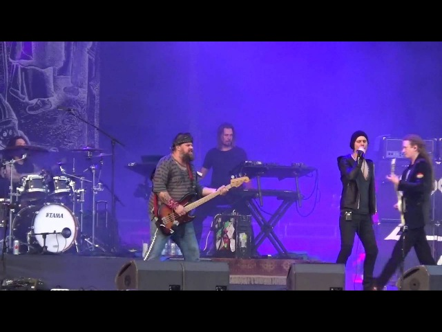 HIM - Live @ Kubana Open Air, Ostrov Lucavsala, Riga, Latvia, 08082015