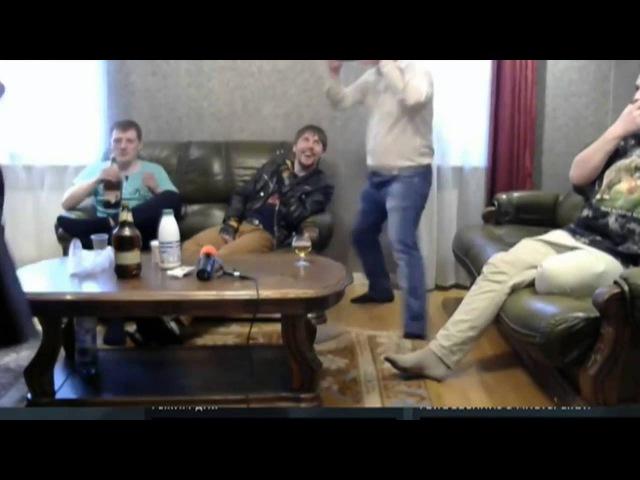 Стас Барецкий отпиздил VJLinka на ТопХате [Творческое Объединение The Rap Legion]