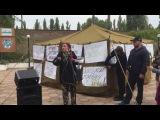 Бессрочная акция протеста затокчан. Затока Одесская область.