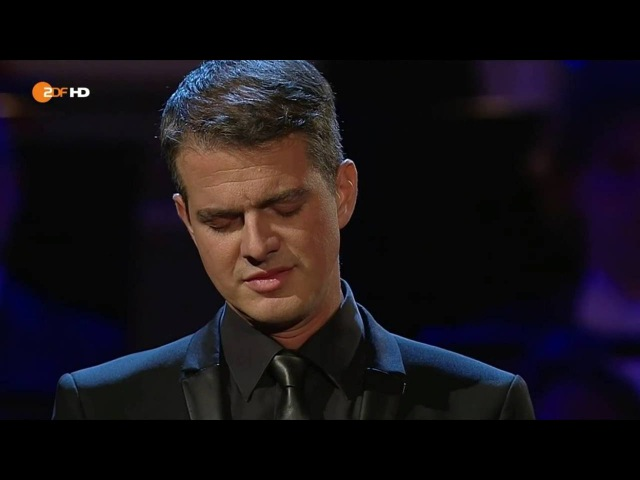 Philippe Jaroussky sings Lascia ch'io pianga at the Echo Klassik award ceremony 2016