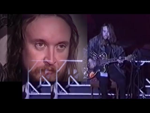 Егор Летов акустика и интервью в Москве 16 мая 1997