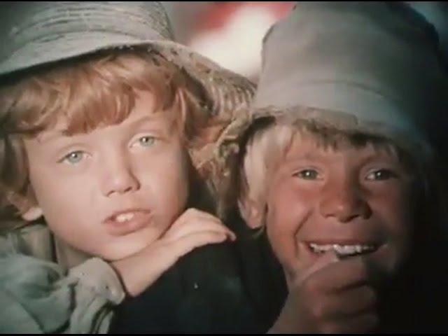 «Приключения Тома Сойера и Гекльберри Финна», 3-я серия, Одесская киностудия, 1981