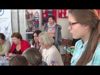 Мастер-класс Татьяны Басовой: Новая кукла из ветхой ткани