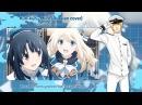 RE UPLOAD AKINO from bless4 Miiro Kun Kun Russian cover KanColle OP
