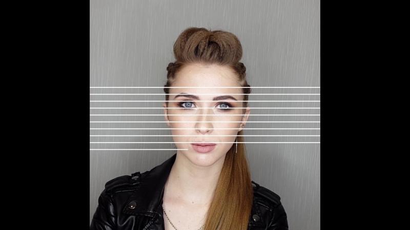 Стиль, макияж и прическа: Яна Андрущак