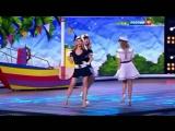 Глюкоза, Юлия Ковальчук и Анна Семенович - Эй, моряк! _ Субботний вечер от 05.11.16 (1)