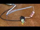 ЭКВИВАЛЕНТ С ИНДИКАЦИЕЙ. Эквивалент ламп подсветки CCFL / Запуск инвертора без ламп