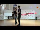 #jam_studio. Весенний концерт 08.04.17. Глеб и Ирина. Кизомба
