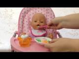 Видео с куклои