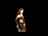 Helene Norwegian bellydancer from So You Think You Can Dance Norway 834