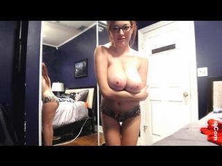 Шалит перед камерой пока сама дома (Girls Teen Boobs Tits Секс Порно Попка Сиськи Грудь Голая Эротика Трусики Ass Соски 1080)