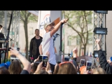 OneRepublic - No Vacancy live on TODAY plaza