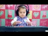 Детский синтезатор (Metal)