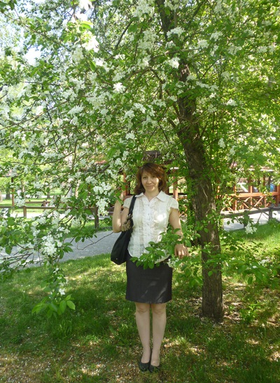 Ольга Саяпина