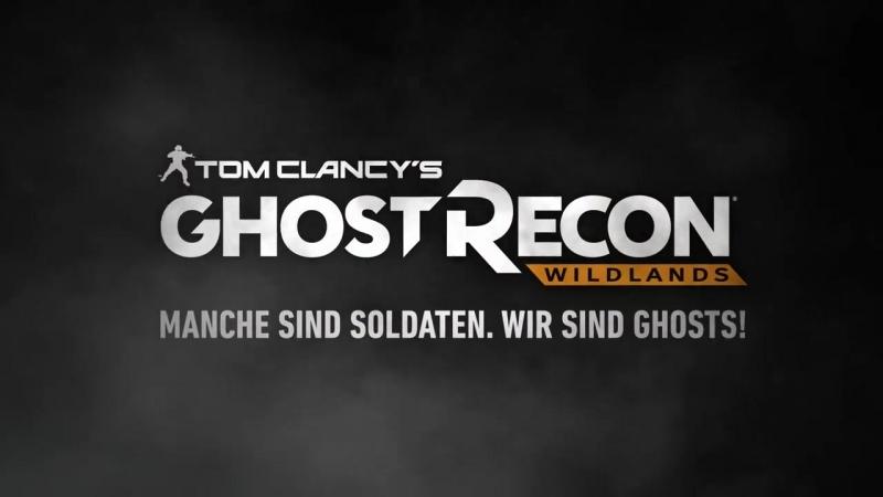 Tom Clancys Ghost Recon Wildlands - Gameplay Trailer- Kämpfe für die Wildlands - E3 2016 [AUT]