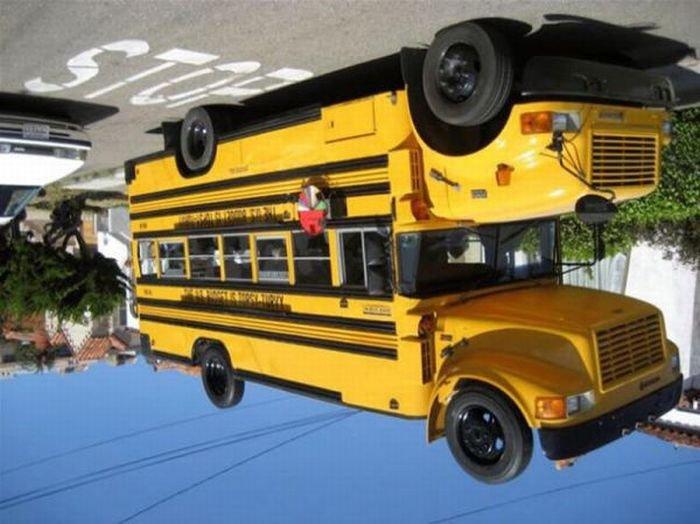 Қазақша әзілкеш, анекдот: Лық толы автобусқа