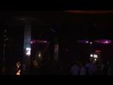 Topless DJ MILANA в клубе Винтаж