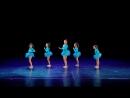 Фрагмент отчетного концерта Дива- Данс Мюзик-Холл