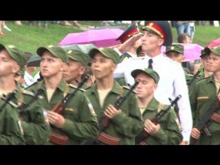 присяга танкисты 2 2016 год