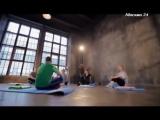 Гимнастика Ниши - передача Стиль жизни, телеканал Москва 24