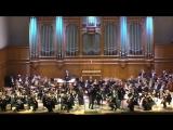 П. И. Чайковский Симфония № 4 ГАСО Дирижер – Юлиан Рахлин