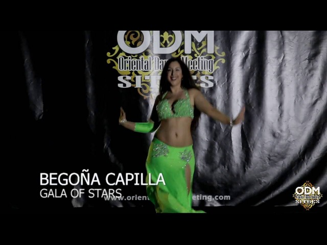 BEGOÑA CAPILLA - MASTER ODM 2016 - DRUM SOLO