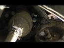 Замена резинок стабилизатора Chevrolet Aveo