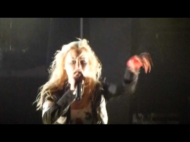 ARCH ENEMY: NO GODS NO MASTERS LIVE IN LONDON 6/12/2011 PT 9/13