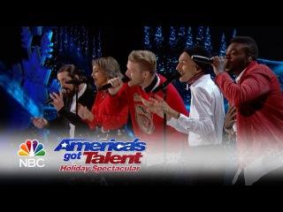 Pentatonix: Vocal Stars Cover NSYNC's