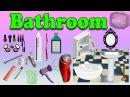 Vocabulary Bathroom Vocabulary English vocabulary