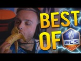CS:GO - BEST MOMENTS  OF ECS DAY 1 (FUNNY MOMENTS,EPIC PLAYS)