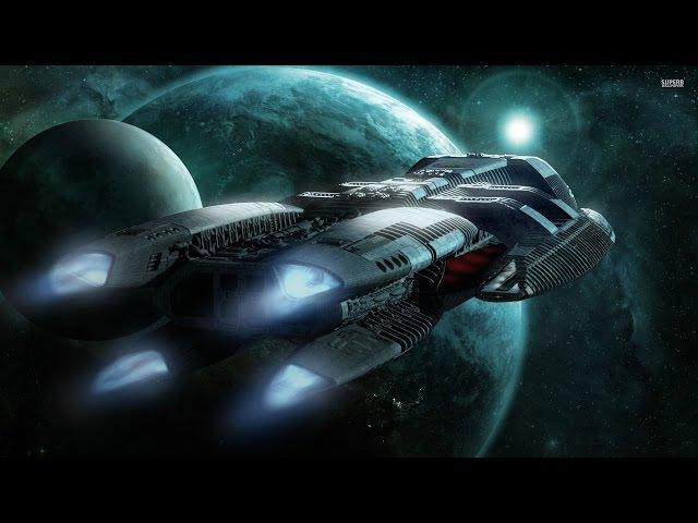 Battlestar Galactica-All Along the Watchtower EPIC BATTLE SCENES