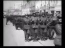 Парад РОА в Пскове 22 июня 1943 г.