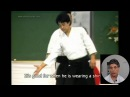 Morihiro Saito explains Iriminage with commentary by Stanley Pranin