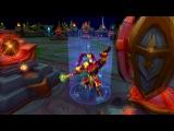 Heroes Evolved Online трейлер