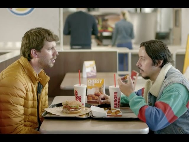Napoleon Dynamite and Pedro Reunite for Burger King Tater Tots Commercial
