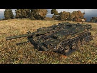 World of Tanks Strv 103-0 - 12 Kills 9,9K Damage