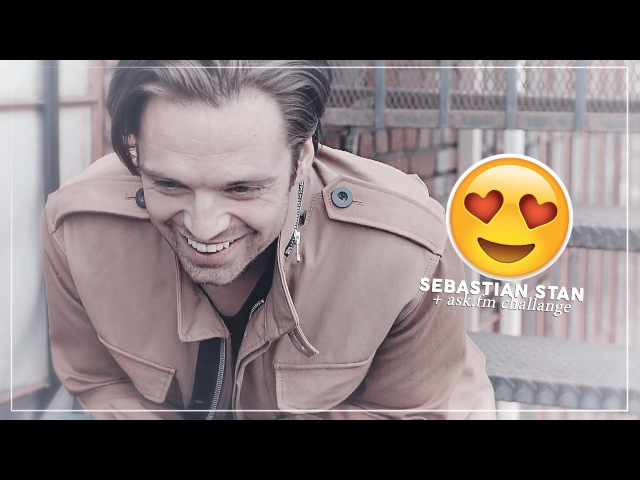 ● I'm in love with you - Sebastian Stan [Ask.fm]