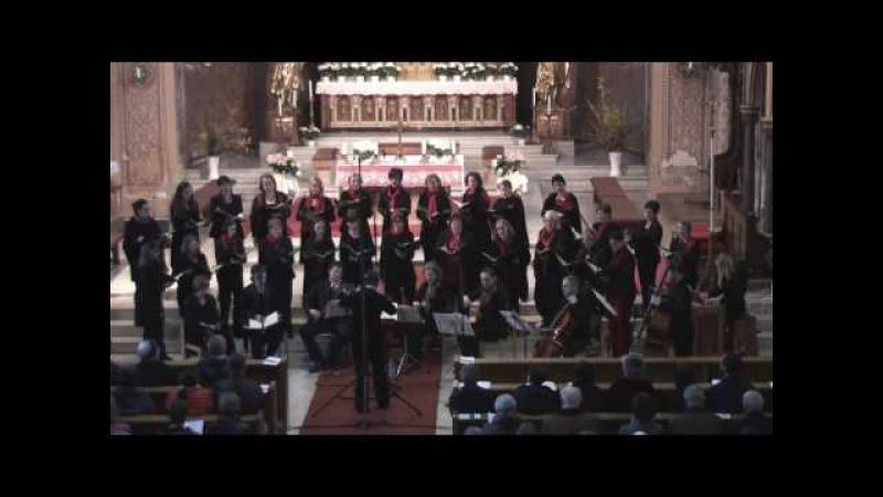 Ensemble LaGioia: Fac, ut ardeat cor meum (Giovanni B. Pergolesi)