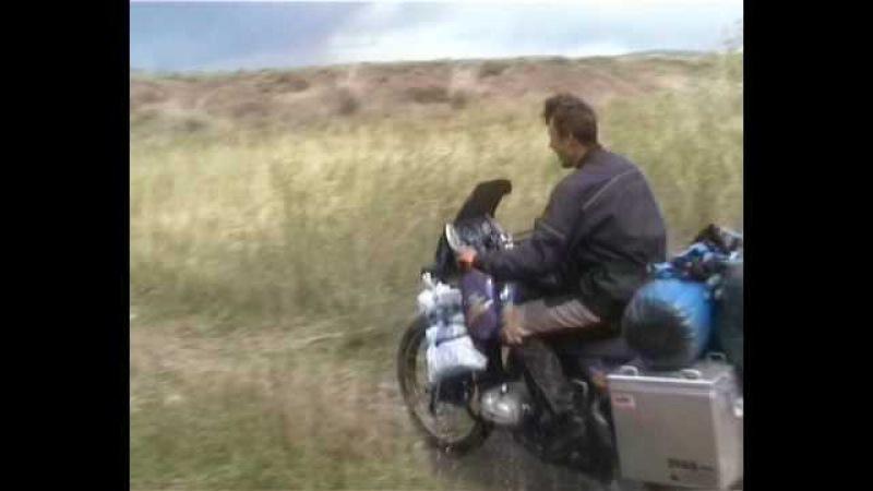 Stan bycia w podróży... Wyprawa Mongolia