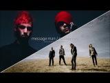 Message Man x Radioactive - twenty one pilots + Imagine Dragons (Mashup)